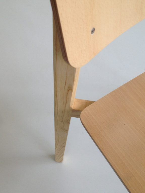 Nordic Chair & table