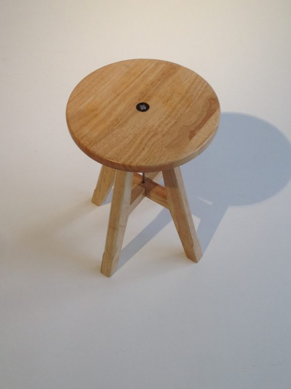 The rocket stool