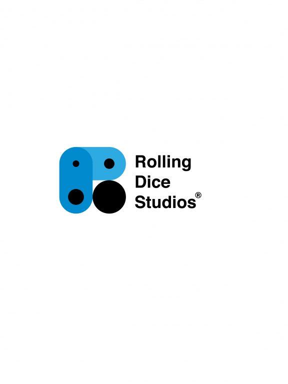 Rolling dice studio branding